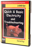 Quick & Basic Electricity and Troubleshooting - DVD
