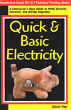 Quick & Basic Electricity - book, manual