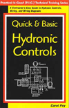 Quick & Basic Hydronic Controls - book, manual